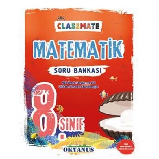 Okyanus - 8. Sınıf Classmate Matematik Soru Bankası