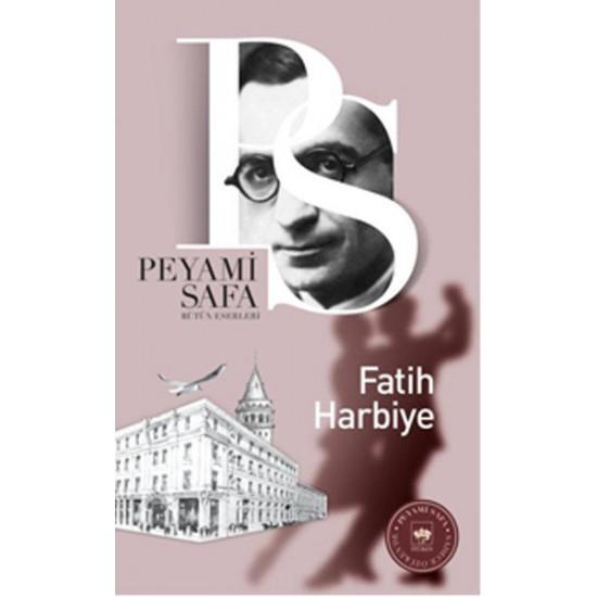 Ötüken Neşriyat - Fatih-Harbiye Peyami Safa