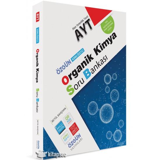 AYT Organik Kimya Konu Özetli Soru Bankası