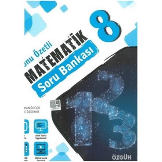8. Sınıf Matematik Konu Özetli Soru Bankası