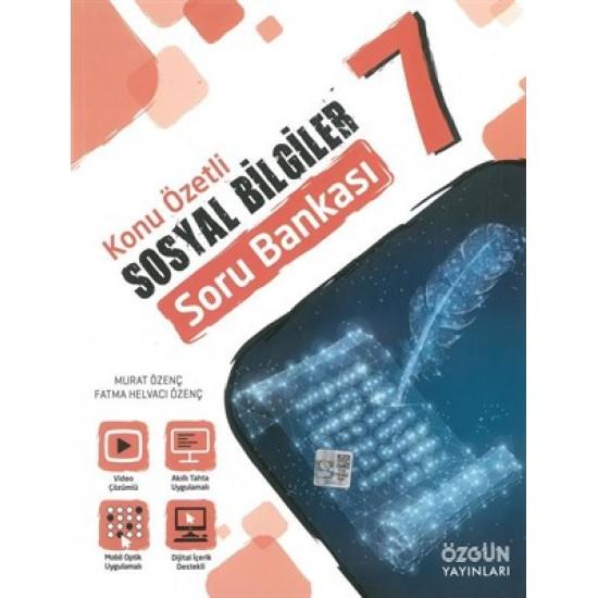 7. Sınıf Sosyal Bilgiler Konu Özetli Soru Bankası