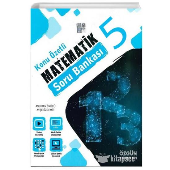 5. Sınıf Konu Özetli Matematik Soru Bankası