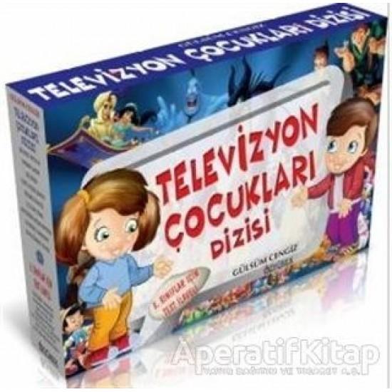 Özyürek - Televizyon Çocukları Dizisi (10 Kitap + Test İlaveli) Gülsüm Cengiz