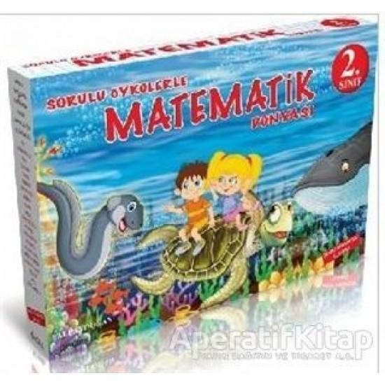 Özyürek - Sorulu Öykülerle 2.Sınıf Matematik Dünyası (10 Kitap + Test İlaveli) Ali Aydoğan