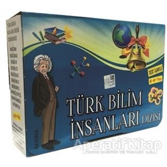 Özyürek - Türk Bilim İnsanları Dizisi (10 Kitap Takım) Cezmi Ersöz
