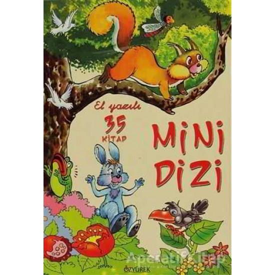 Özyürek - Mini Dizi Düz Yazılı 35 Kitap Takım İ. Hakkı Sunat