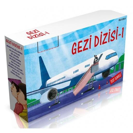 Özyürek - Gezi Dizisi 1 (10 Kitap + Test İlaveli) Turhan Uğurkan