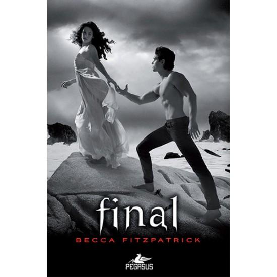 Pegasus - Final - Hush Hush Serisi 4. kitap (Ciltli) Becca Fitzpatrick