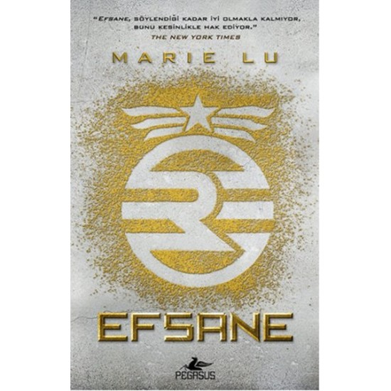 Pegasus - Efsane (Ciltli) Marie Lu