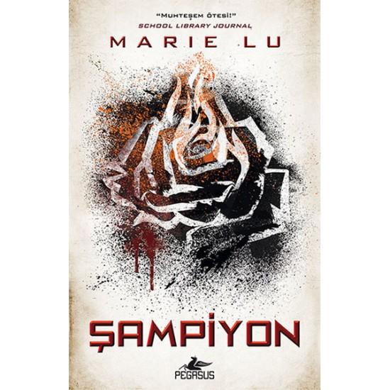 Pegasus - Şampiyon (Ciltli) Marie Lu