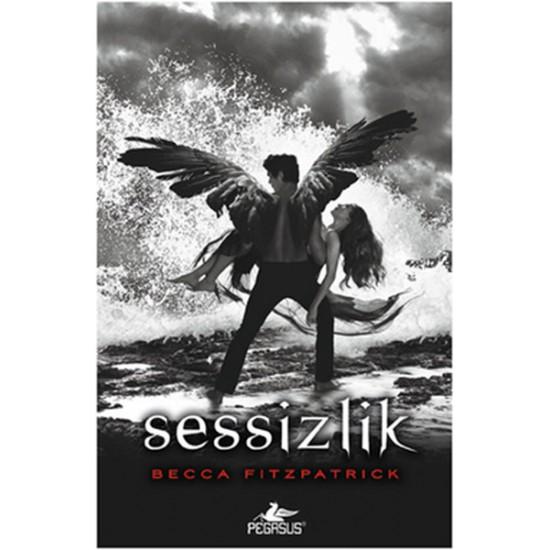 Pegasus - Sessizlik - Hush Hush Serisi 3. Kitap (Ciltli) Becca Fitzpatrick