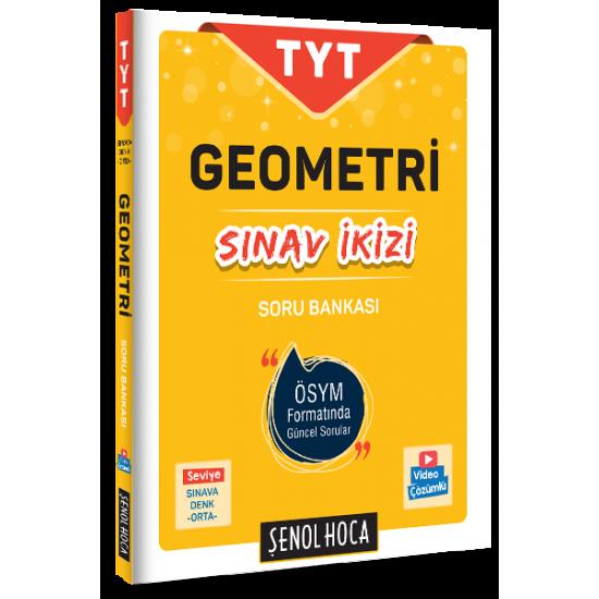 Şenol Hoca - TYT Geometri Sınav İkizi Soru Bankası 2021
