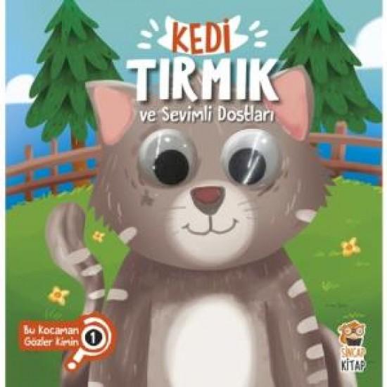 Kedi Termik ve Sevimli Dostları - Bu Kocaman Gözler Kimin? 1