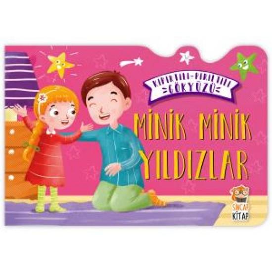 Minik Minik Yıldızlar - Kıpırtılı Pırıltılı Gökyüzü