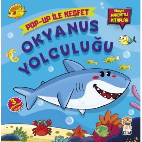 Okyanus Yolculuğu- Pop-Up İle Keşfet