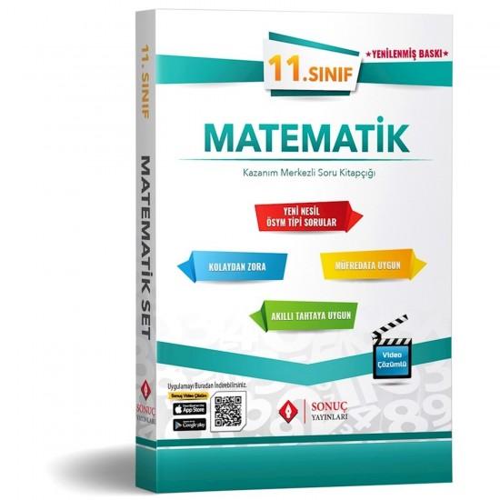 Sonuç - 11. Sınıf Matematik Modüler Set 2021