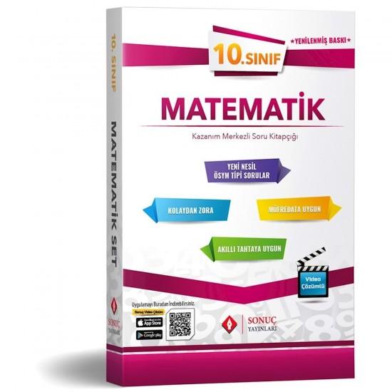 Sonuç - 10. Sınıf Matematik Modüler Set 2021