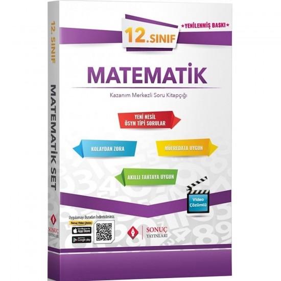 Sonuç - 12. Sınıf Matematik Modüler Set