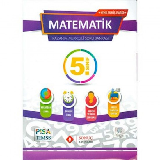 Sonuç - 5. Sınıf Matematik Seti
