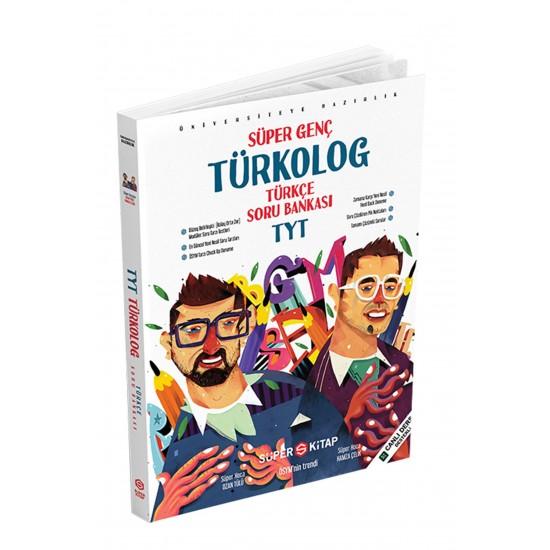Süper Kitap - TYT Türkçe Süper Genç Türkolog Soru Bankası