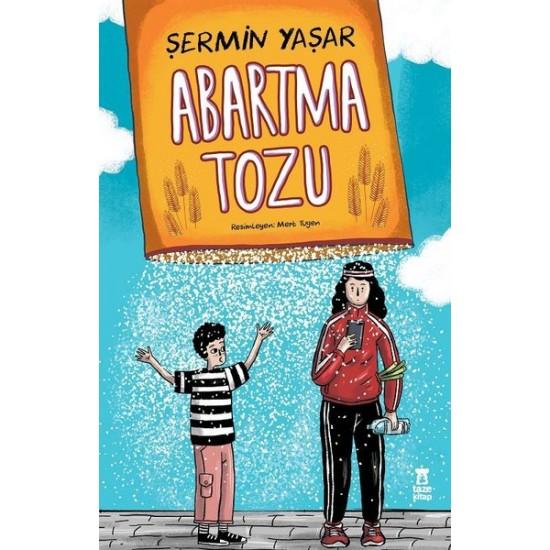 Taze Kitap - Abartma Tozu (Ciltli) Şermin Yaşar