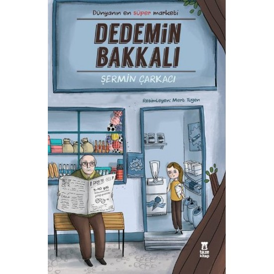 Taze Kitap - Dedemin Bakkalı (Ciltli) Şermin Yaşar