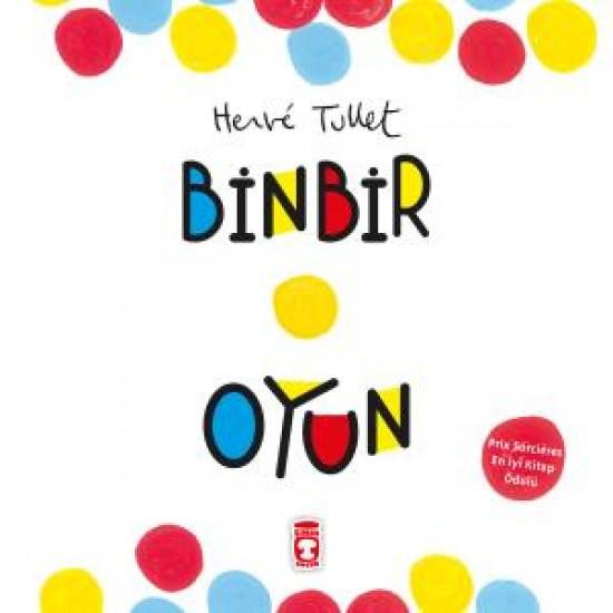 Binbir Oyun (Karton Kapak)