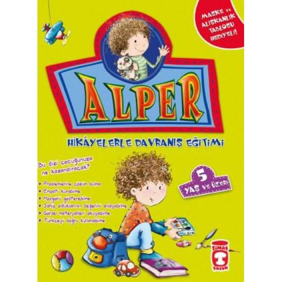 Alper Set - (5 Kitap)