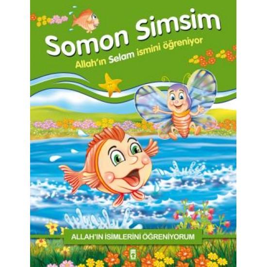 Somon Simsim Allahın Selam İsmini Öğreniyor - Allahın İsimlerini Öğreniyorum 1