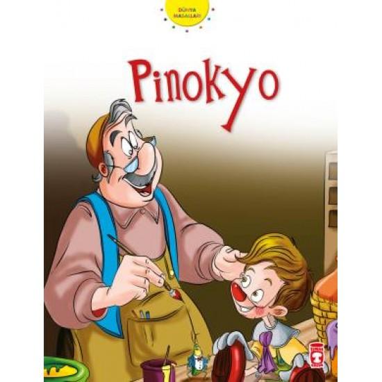 Pinokyo - Dünya Masalları 2