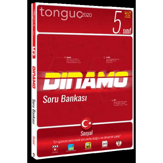 Tonguç Yayınları 5. Sınıf Sosyal Bilgiler Dinamo Soru Bankası