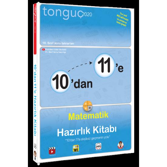 Tonguç Yayınları 10'dan 11'e Matematik Hazırlık Kitabı