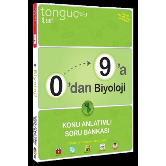 Tonguç Yayınları 0'dan 9'a Biyoloji Konu Anlatımlı Soru Bankası