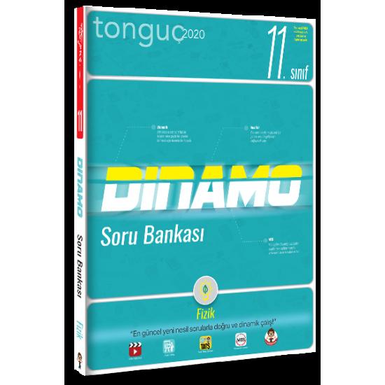 Tonguç Yayınları 11. Sınıf Dinamo Fizik Soru Bankası