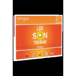 Tonguç  - LGS Son Tekrar Türkçe