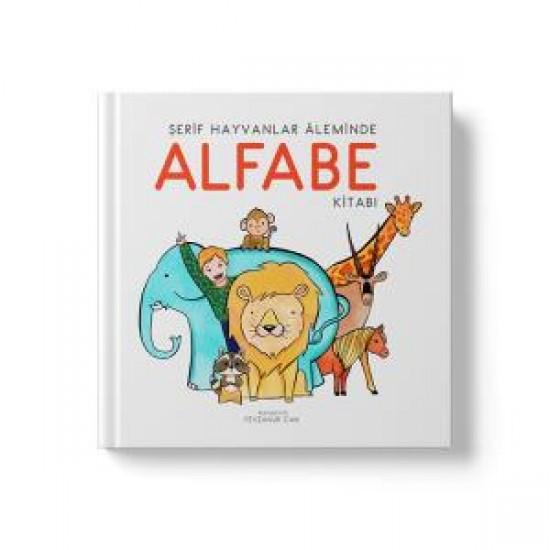 Şerif Hayvanlar Aleminde - Alfabe Kitabı