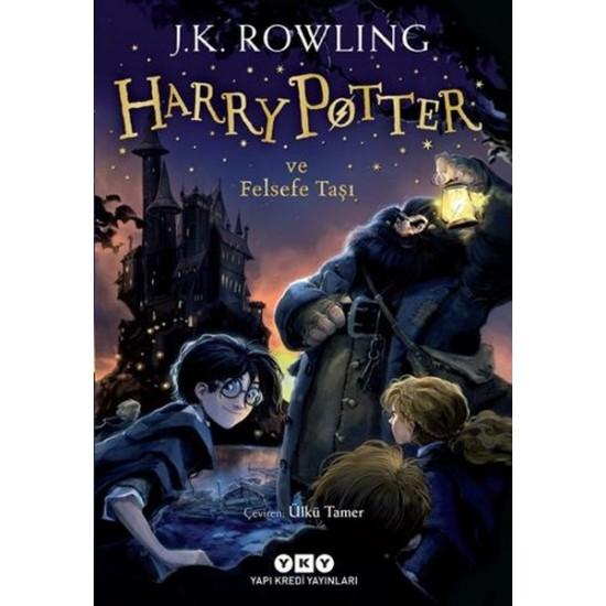 Yapı Kredi - Harry Potter ve Felsefe Taşı - 1.Kitap J. K. Rowling