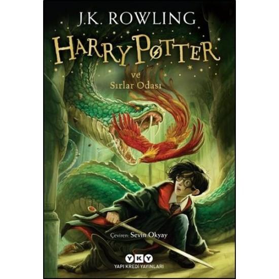 Yapı Kredi - Harry Potter ve Sırlar Odası - 2.kitap J. K. Rowling