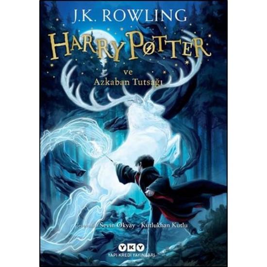 Yapı Kredi - Harry Potter ve Azkaban Tutsağı - 3.kitap J. K. Rowling