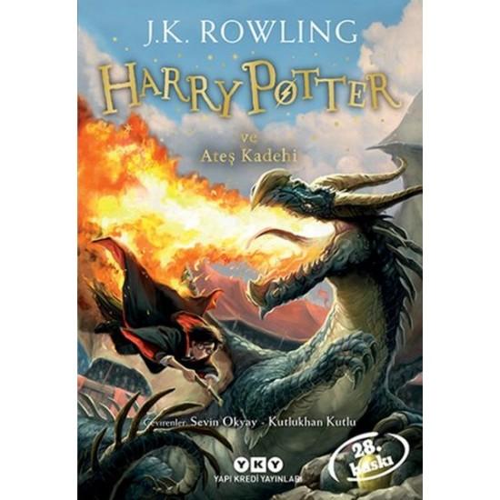 Yapı Kredi - Harry Potter ve Ateş Kadehi - 4.kitap J. K. Rowling
