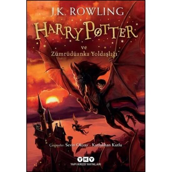 Yapı Kredi - Harry Potter ve Zümrüdüanka Yoldaşlığı - 5.kitap J. K. Rowling