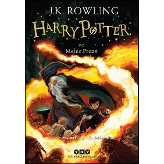 Yapı Kredi - Harry Potter ve Melez Prens - 6. Kitap J. K. Rowling