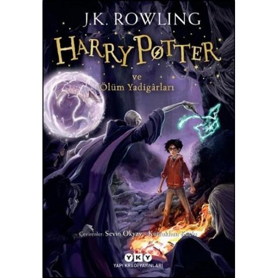 Yapı Kredi - Harry Potter ve Ölüm Yadigarları - 7. Kitap J. K. Rowling