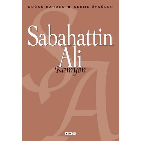 Yapı Kredi - Kamyon Sabahattin Ali