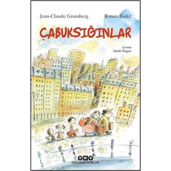 Yapı Kredi - Çabuksığınlar Jean Claude Grumberg