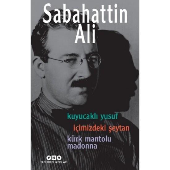 Yapı Kredi - Sabahattin Ali Üç Roman Sabahattin Ali