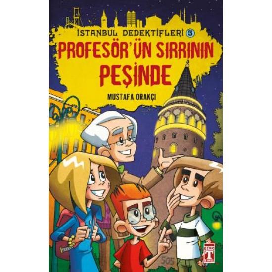 Profesörün Sırrının Peşinde - İstanbul Dedektifleri