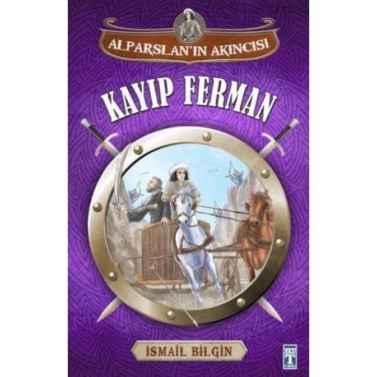Alparslanın Akıncısı - Kayıp Ferman