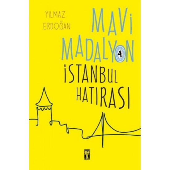 İstanbul Hatırası - Mavi Madalyon 4