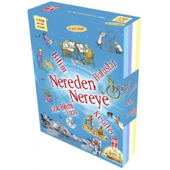 Nereden Nereye Set - (4 Kitap)